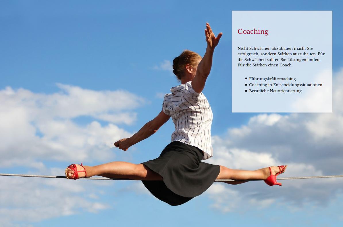 Susanne Winkelmann - Beratung, Coaching, Training